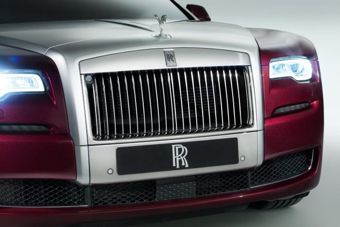 Rolls Royce Ghost Series II - 15