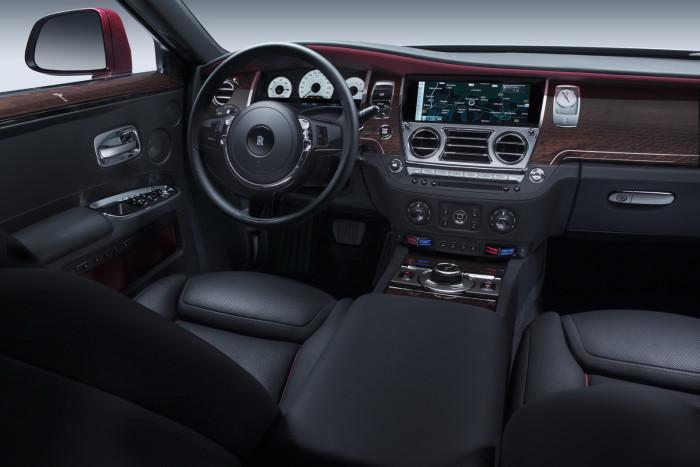 Rolls Royce Ghost Series II - 3