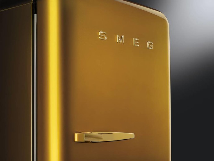 Smeg Gold Retro 2