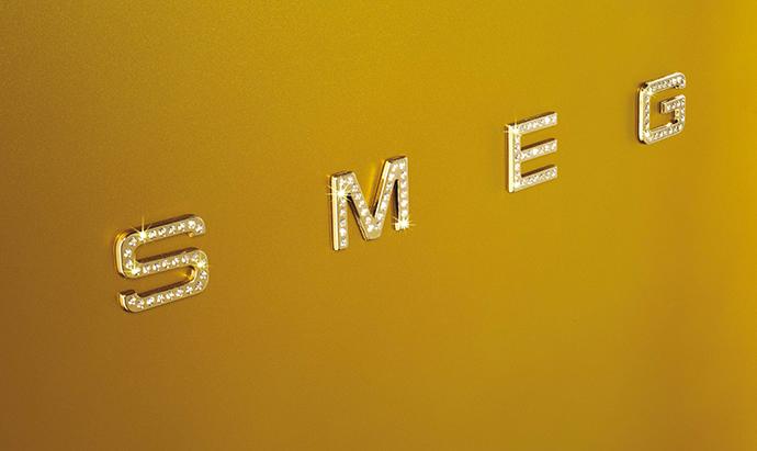 Smeg Gold Retro 3