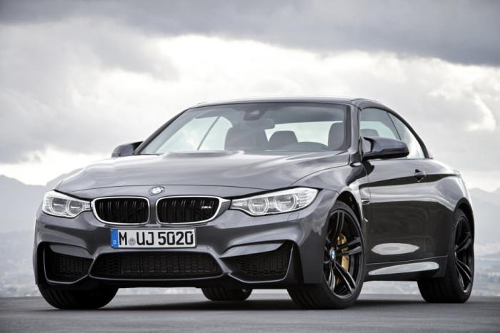 2015 BMW M4 Convertible 1