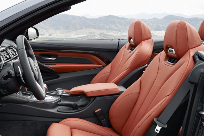 2015 BMW M4 Convertible 10