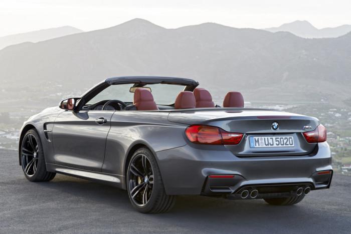 2015 BMW M4 Convertible 2