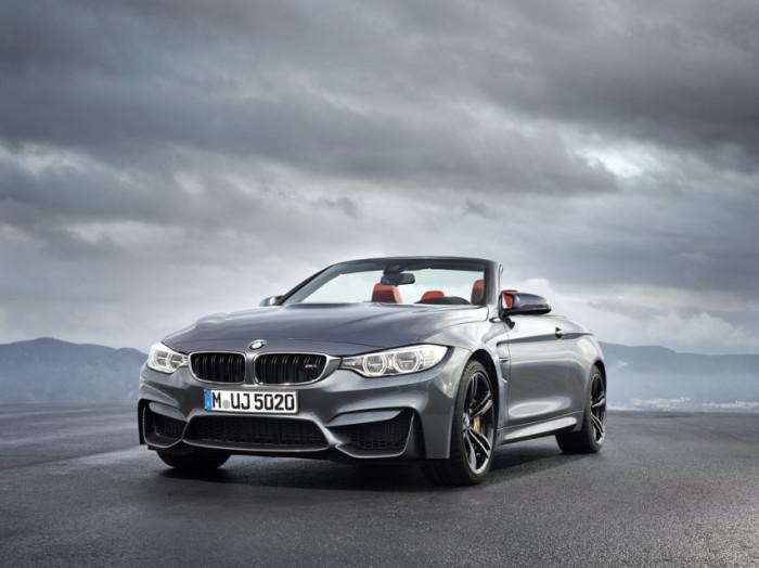 2015 BMW M4 Convertible 3