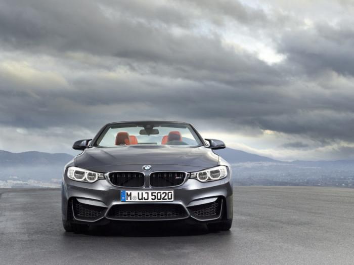 2015 BMW M4 Convertible 4
