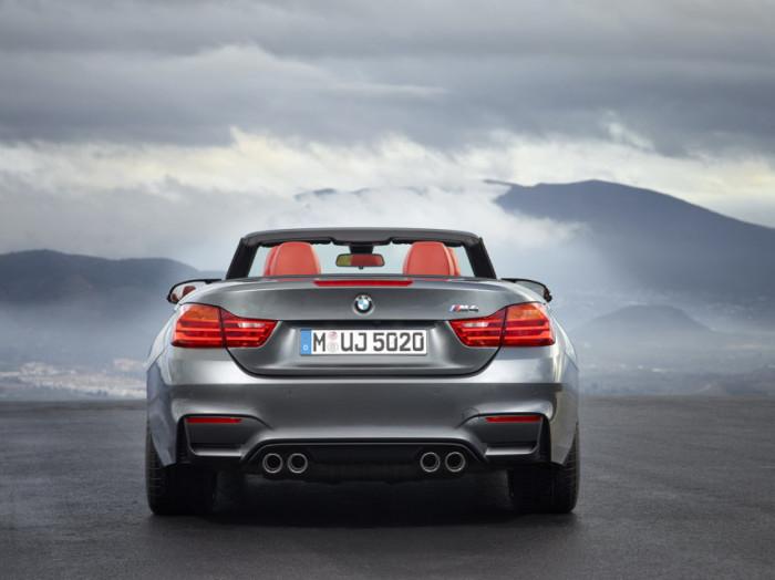 2015 BMW M4 Convertible 5
