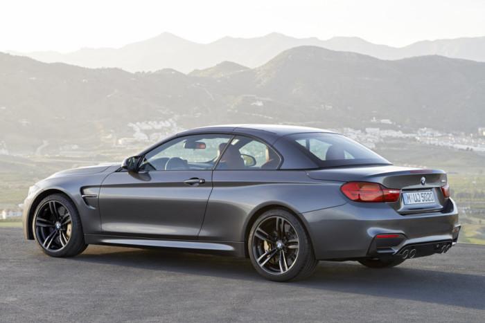 2015 BMW M4 Convertible 6
