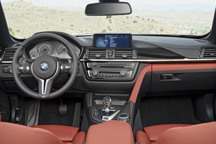 2015 BMW M4 Convertible 9