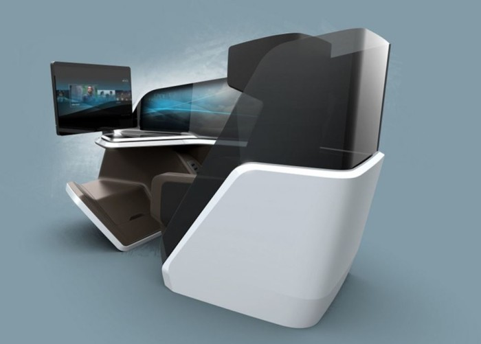 BMW Business Class Seating