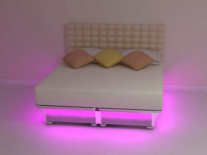 Balluga bed 1
