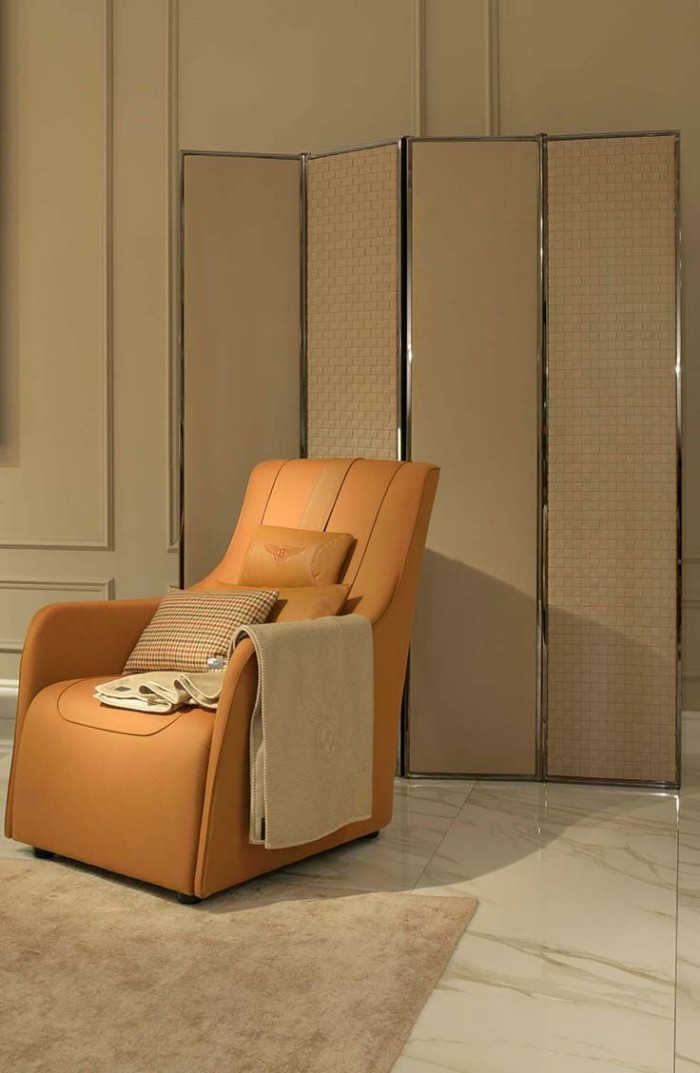 Bentley Home Collection - Minster Armchair 1