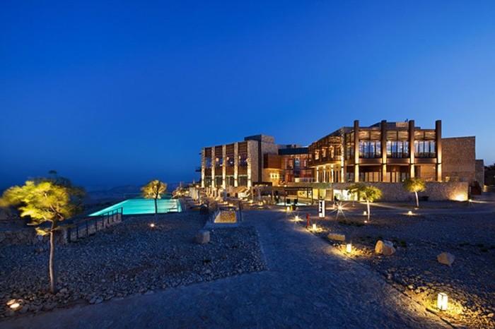 Beresheet Hotel, Israel 1