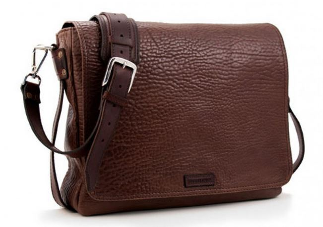 Borlino Buffalo Messenger Walnut