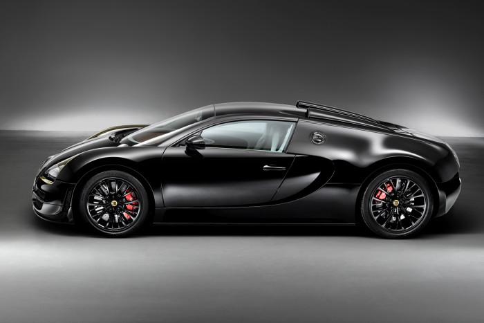 Bugatti - Type 18 Black Bess 12