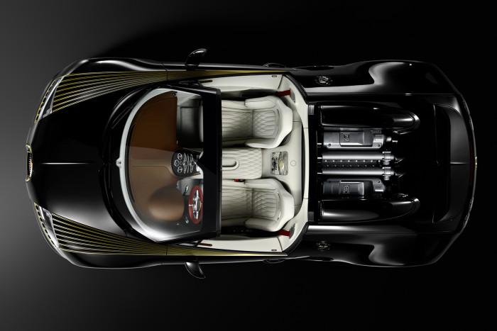 Bugatti - Type 18 Black Bess 13