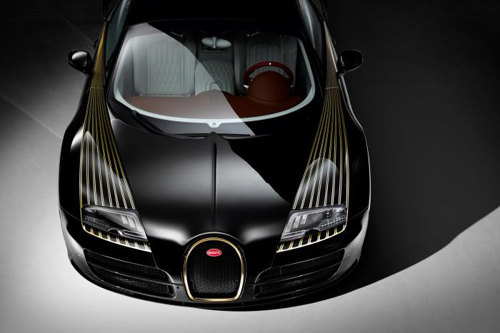 Bugatti - Type 18 Black Bess 14
