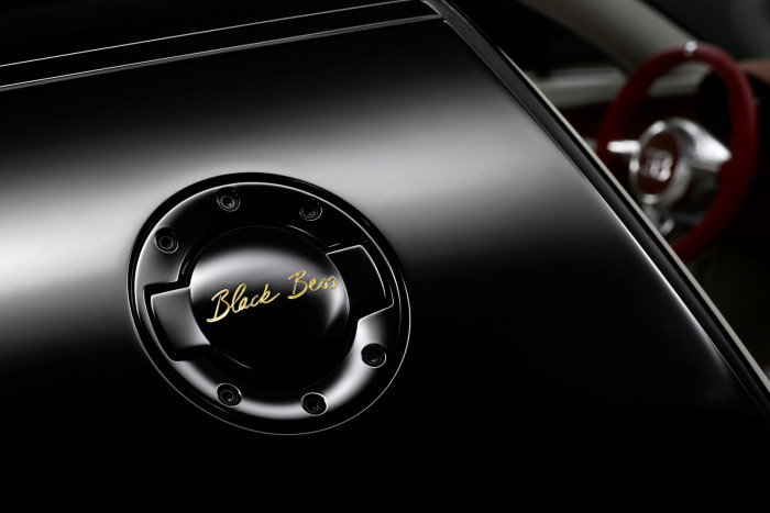 Bugatti - Type 18 Black Bess 17