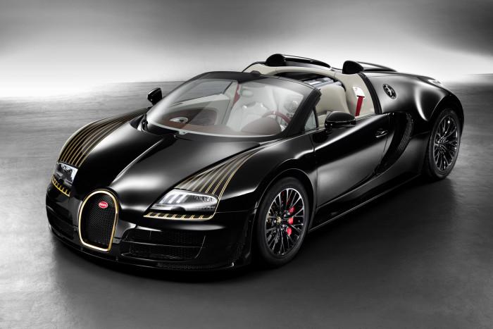 Bugatti - Type 18 Black Bess 1