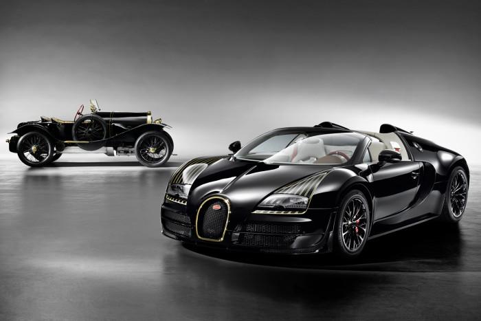 Bugatti - Type 18 Black Bess 2