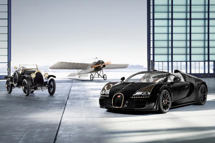 Bugatti - Type 18 Black Bess 3