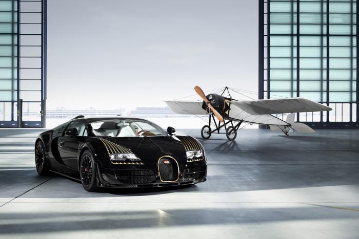 Bugatti - Type 18 Black Bess 4