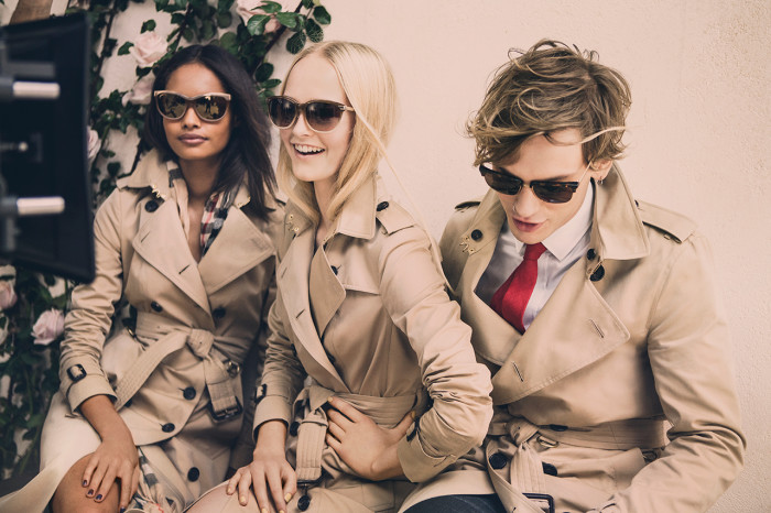 Burberry Trench Collection 4