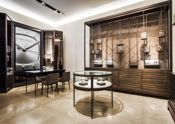 Burberry - new Shanghai flagship store 4
