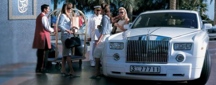 Burj Al Arab Helipad Wedding 4