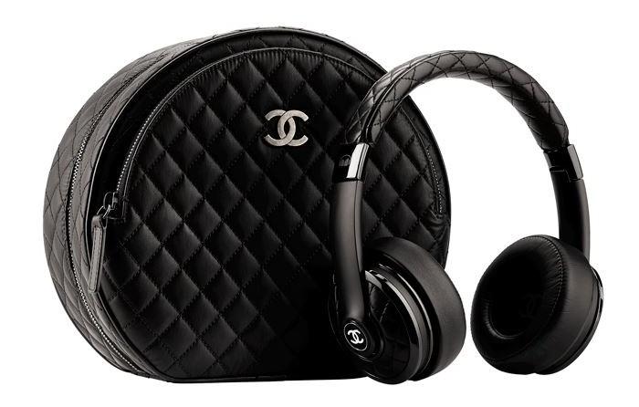 Chanel x Monster Headphones 1