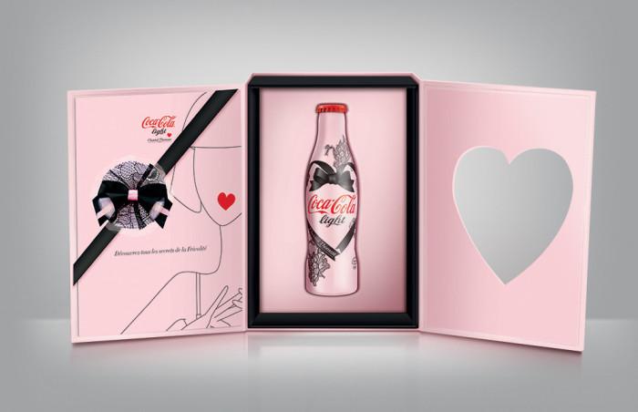Chantal Thomass Coca Cola Light X Bottle 1