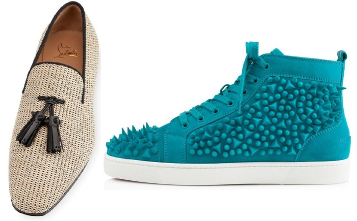Christian Louboutin - 2014 SS Mens Shoes 6
