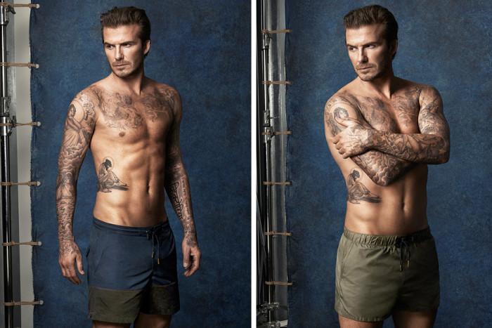 David Beckham H&M Swimwear SS 2014 - 1