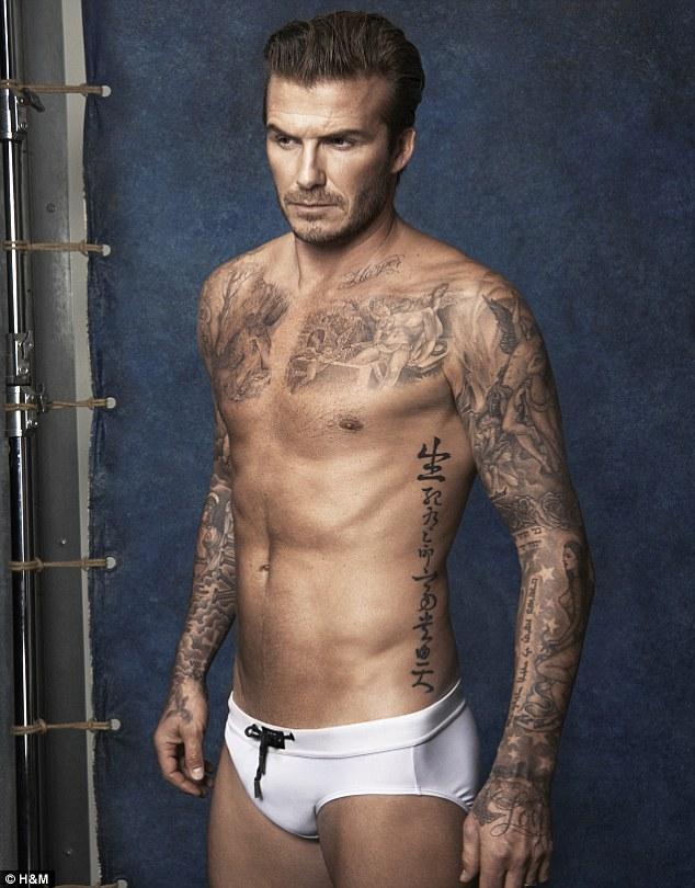 David Beckham H&M Swimwear SS 2014 - 9