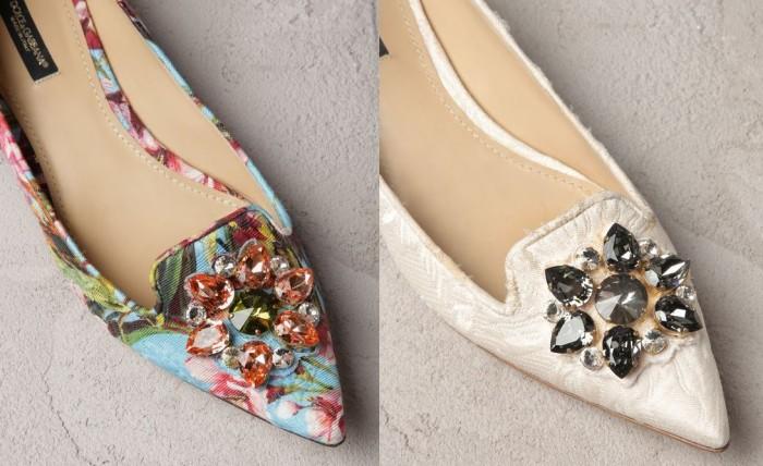 Dolce & Gabbana - Ballet Flats SS 2014 - 1