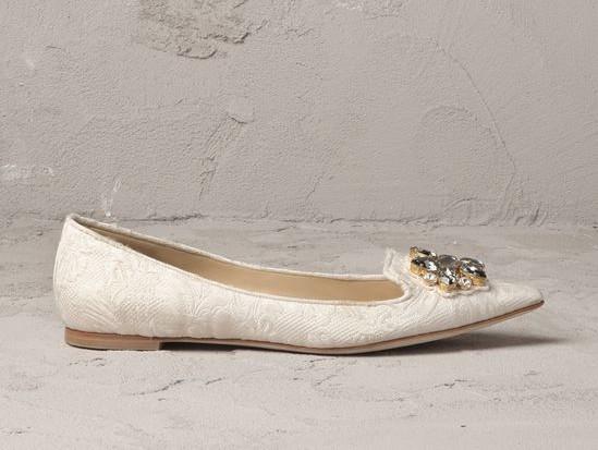 Dolce & Gabbana - Ballet Flats SS 2014 - 3