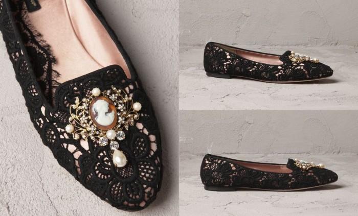 Dolce & Gabbana - Ballet Flats SS 2014 - 4