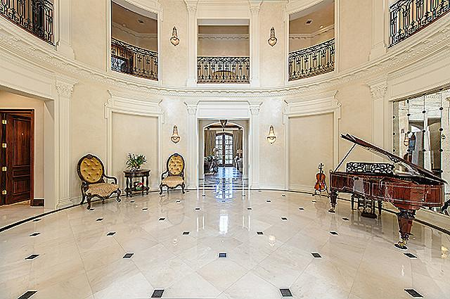 French Château in Bluffview, Dallas 5