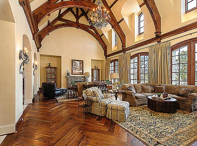 French Château in Bluffview, Dallas 7