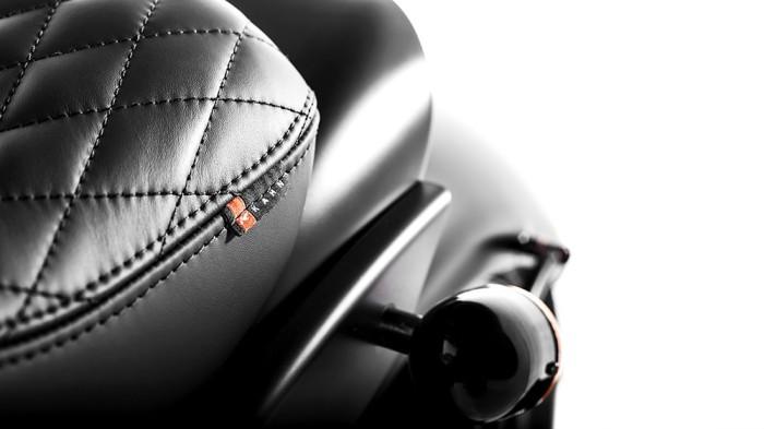 Kahn Motorbike