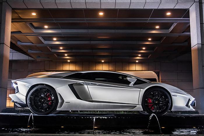 Lamborghini Aventador Jackie Chan 2