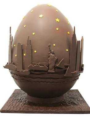 Largest Edible Easter Chocolate Egg 2
