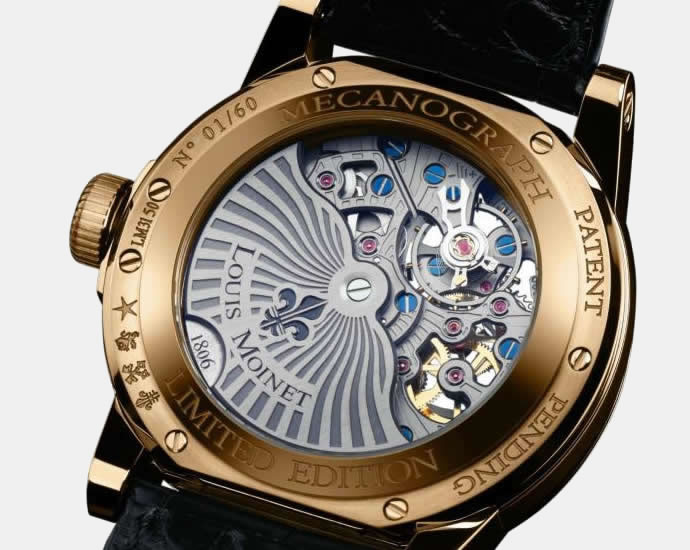 Louis Moinet Meconograph New York 3
