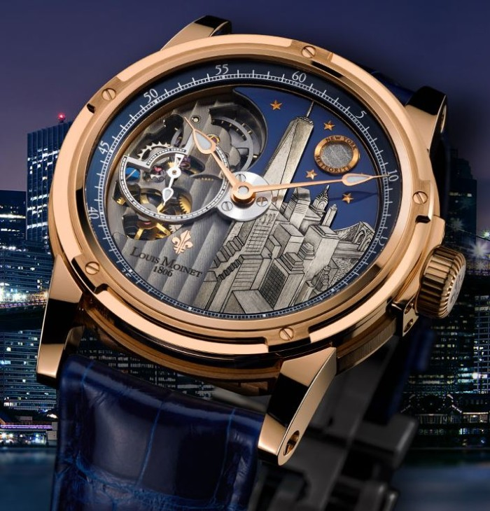 Louis Moinet Meconograph New York 4