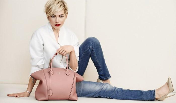 Louis Vuitton - 2014 SS Women - Michelle Williams 2
