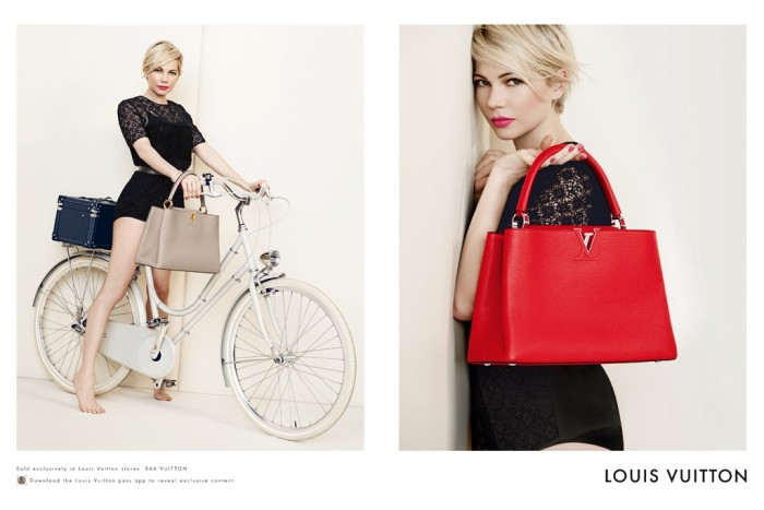 Louis Vuitton - 2014 SS Women - Michelle Williams 3