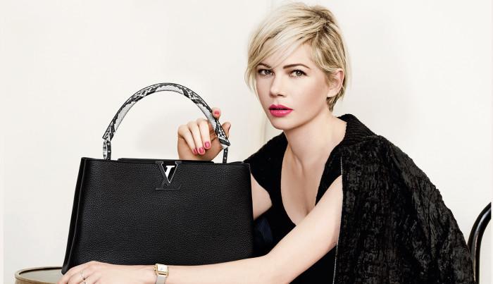 Louis Vuitton - 2014 SS Women - Michelle Williams 4