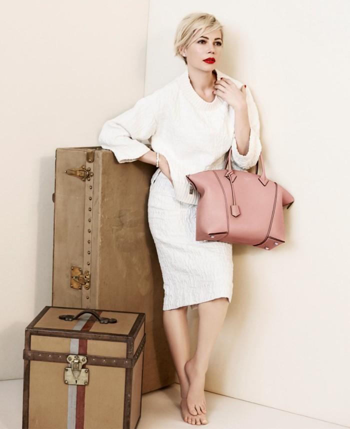 Louis Vuitton - 2014 SS Women - Michelle Williams 6