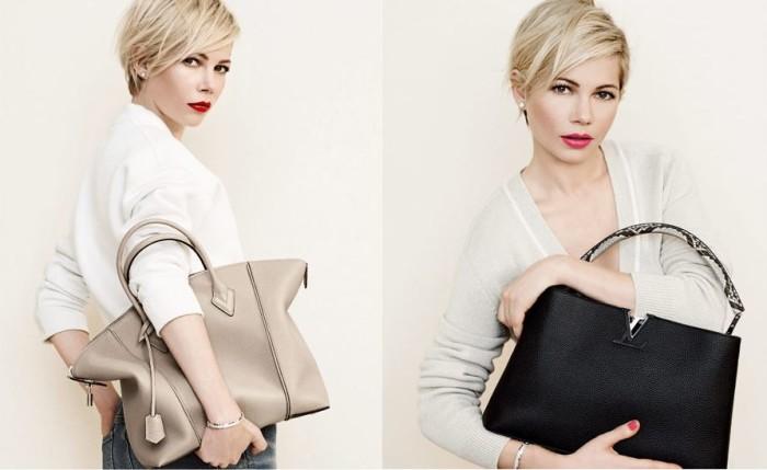 Louis Vuitton - 2014 SS Women - Michelle Williams 7