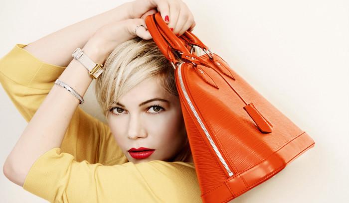Louis Vuitton - 2014 SS Women - Michelle Williams 8