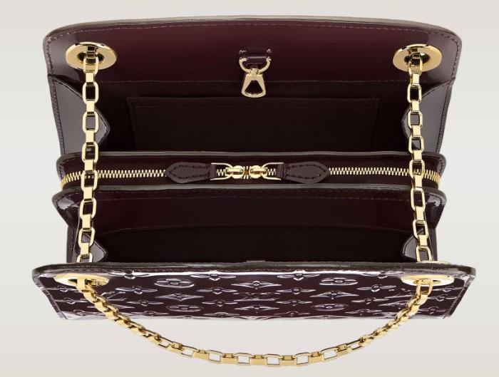 Louis Vuitton - Monogram Vernis Virginia 3
